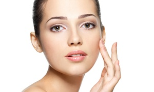 Marina Medical Center: Facial Injection or Dermal Filler on a Choice of Area, or Facial Injection on the Whole Face at Marina Medical Center*