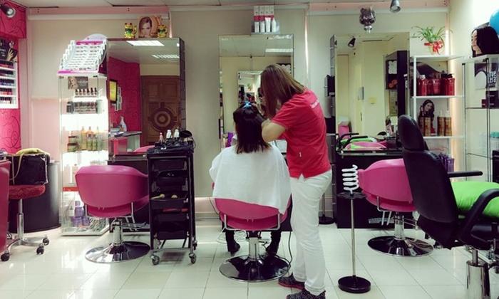 Sandra Ladies Salon Up To 60 Off Abu Dhabi Groupon