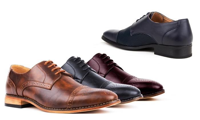 Men's Oxford Dress Shoes