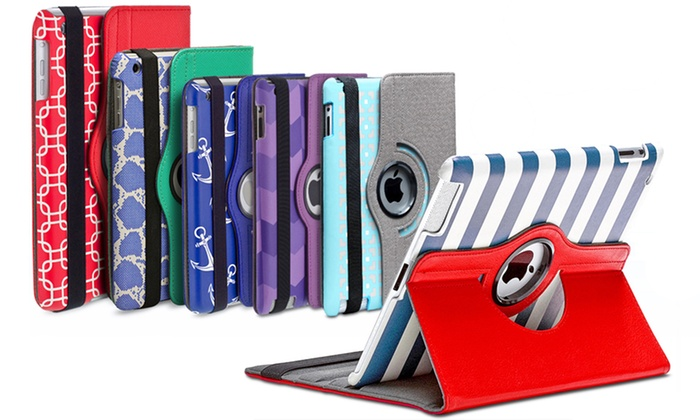 Groupon Goods: Aduro Rotating Case for iPad 2/3/4, iPad Air, iPad Air 2, iPad Pro or iPad mini from $19.99—$22.99 (Shipping Included)