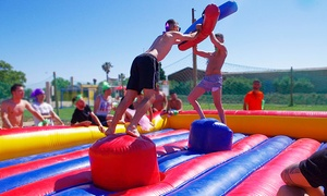 Wipe Out Mallorca:  Entrada a Wipe Out Mallorca para 2, 4, 6, 8 o 10 personas desde 24,95 €