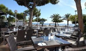 Le Petit Bistrot: Menú para 2 o 4 personas con entrante, principal, postre y bebida desde 32,95 € en Le Petit Bistrot