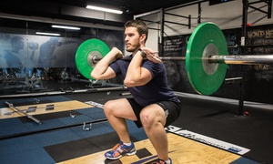 Healthstream QUT (CBD): $29 for Four-Week Unlimited Gym Access Plus Swimming and Group Fitness at Healthstream QUT, CBD (Up to $119 Value)