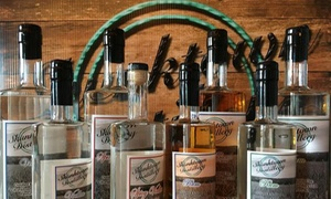 Up to 49% Off Tour and Tasting at Skunktown Distillery at Skunktown Distillery, plus 6.0% Cash Back from Ebates.