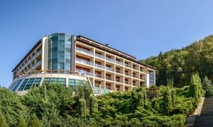 Hotel Belweder: Pakiet spa (od 189,99 zł) lub day spa dla dwojga z noclegiem i śniadaniem (od 608,99 zł) w Hotelu Belweder 5* (do -43%)