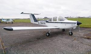 Leading Edge Flight Training: 30-Minute Flight, 30-Minute Simulator Session and Three-Month Membership from Leading Edge Flight Training (44% Off)