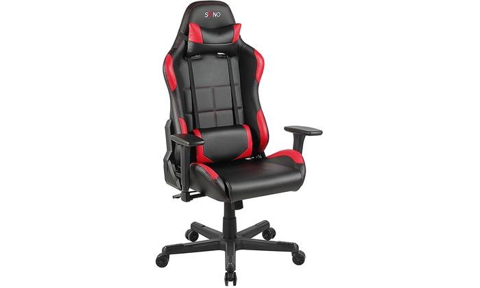 gaming bureaustoel | groupon