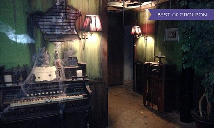 Groupon American Escape Room