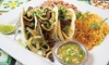 La Palmera - Paine Field-Lake Stickney: $15.50 for $30 Worth of Mexican Food at La Palmera