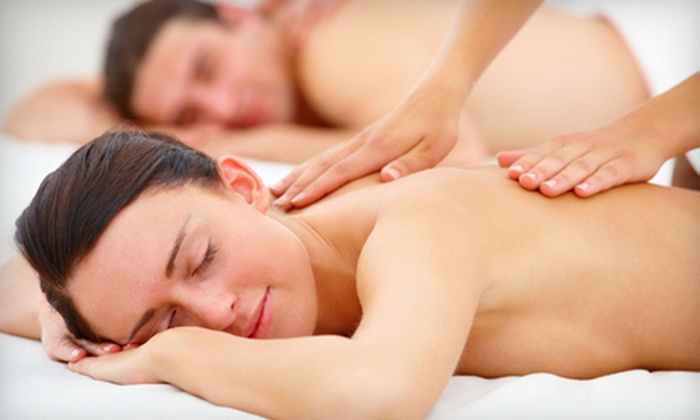 On Cloud Nine Day Spa - Upland: $69 for 60-Minute Couples Massage with Hot Stones at On Cloud Nine Day Spa ($140 Value)