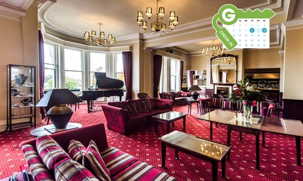 Southport; Standard Double Room for Two with Breakfast, Dinner, and Spa Credit at Best Western Royal Clifton Hotel & Spa