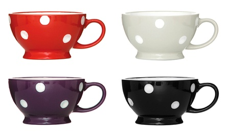 Four or Eight Premier Housewares Mugs