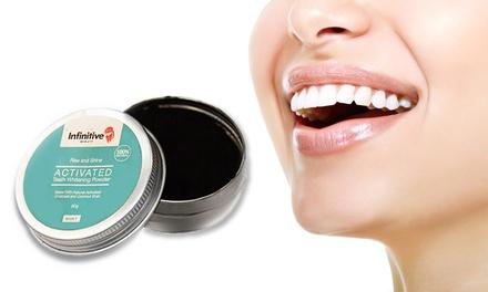 1, 2 ou 3 poudres de blanchiment dentaire au charbon actif 50 g