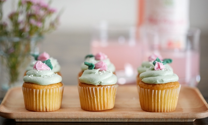 Tres Belle Treats - Northwest Side: One Cupcake at Tres Belle Treats (44% Off)