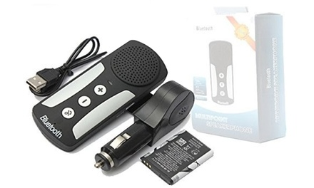 Kit de manos libres Bluetooth para coche