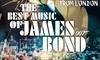 "''The Music of James Bond"" à Antwerpen"