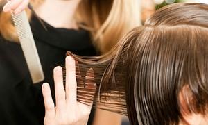 Waffa's Hair Salon: $83 for $150 Worth of Services at Waffa's Hair Salon