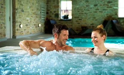 image for Spa Day with Mud Rasul Treatment, Refreshments and Afternoon Tea for Two or Four at The Devonshire Spa (Up to 54% Off)