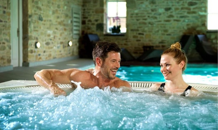 The Devonshire Spa - Skipton: Spa Day with Mud Rasul Treatment, Refreshments and Afternoon Tea for Two or Four at The Devonshire Spa (Up to 54% Off)