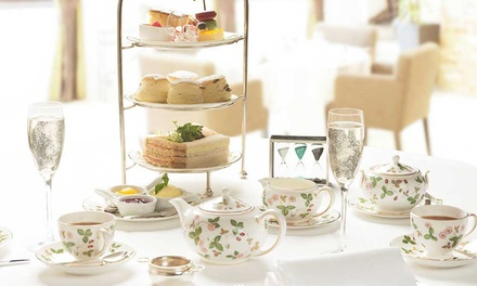 4* Traditional Afternoon Tea for Two with Optional Glass of Prosecco at Millennium Hotel London Mayfair (Up to 62% Off)