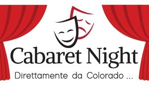 A Teatro con Colorado al Teatro Murialdo di Torino: A Teatro con Colorado - 15 settembre al Teatro Murialdo di Torino (sconto 50%)