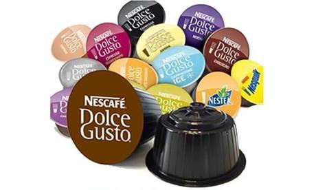 Set de hasta 288 cápsulas de Dolce Gusto originales con Chicco Ricco