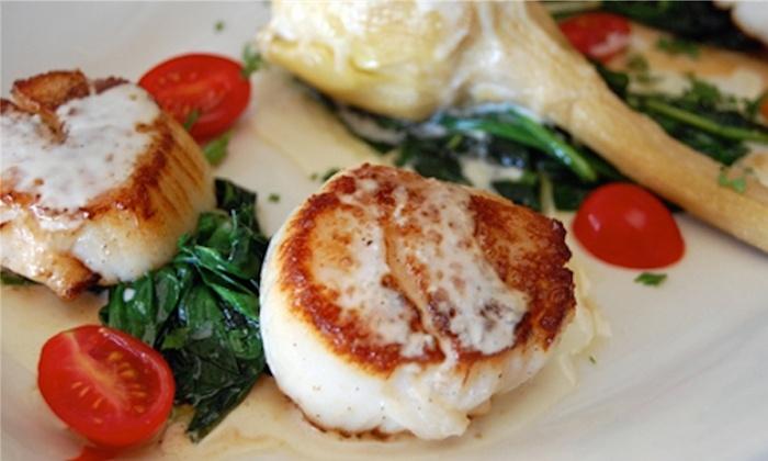 Luce Ristorante & Enoteca - Northwest Side: $30 for $50 Worth of Italian Food for Dinner at Luce Ristorante & Enoteca