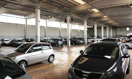 Parcheggio per Orio al Serio a 12,90euro