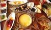 Äthiopisches Frühstück