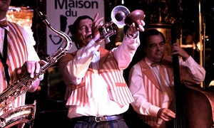 Maison du Jazz - Laval: C$69 for a Jazz Dinner-Show for Two at the House of Jazz in Laval (Up to C$140.25 Value)