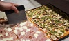 Pizzetta Pizza - Multiple Locations: Two Large Slices of Pizza and a Drink at Pizzetta Pizza, South Kensington and Victoria (Up to 27% Off)