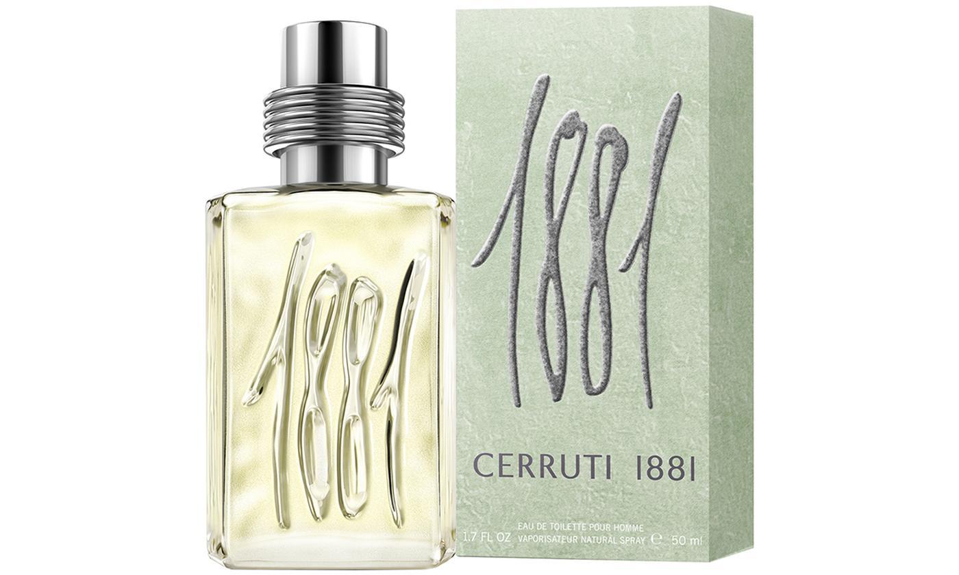 Cerruti 1881 Men's Eau de Toilette Spray 50ml