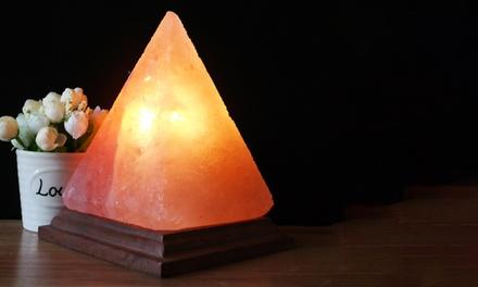 $25 for a Himalayan 2.8kg Pyramid Salt Lamp Don't Pay $69