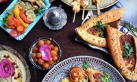 Orientalisches Catering inkl. An- und Abfahrt für bis zu 50 Personen bei Mamas Food Manufaktur (48% sparen*)