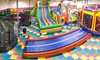 Up to 50% Off Bounce Park at Highjump
