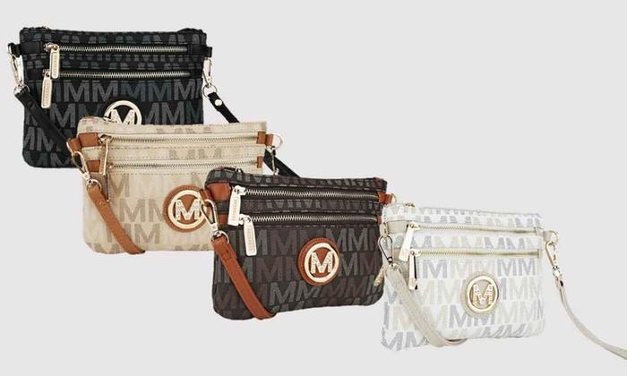 Mia K. Farrow MKF Collection Helen Cross-Body Bag