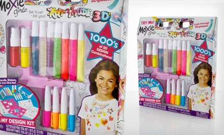 Girls Fashion, Beauty, and Art Product Sets (Up to 65% Off). 2 Sets Available.