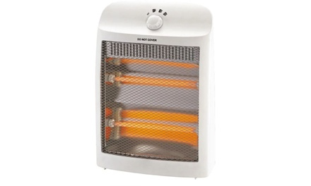 Daewoo 900W Quartz Heater