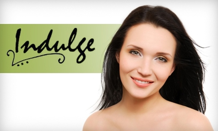 Indulge Salon and Day Spa - Carrollton: $50 for a Microdermabrasion Facial at Indulge Salon and Day Spa in Carrollton ($110 Value)
