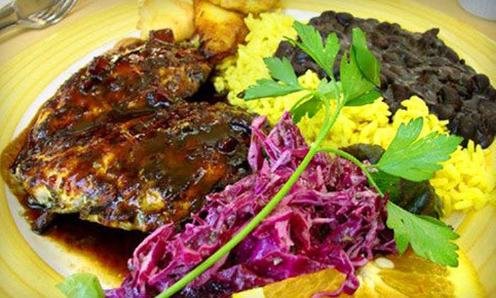 Prado Restaurant - Larchmont: $20 for $40 Worth of Caribbean Cuisine at Prado Restaurant