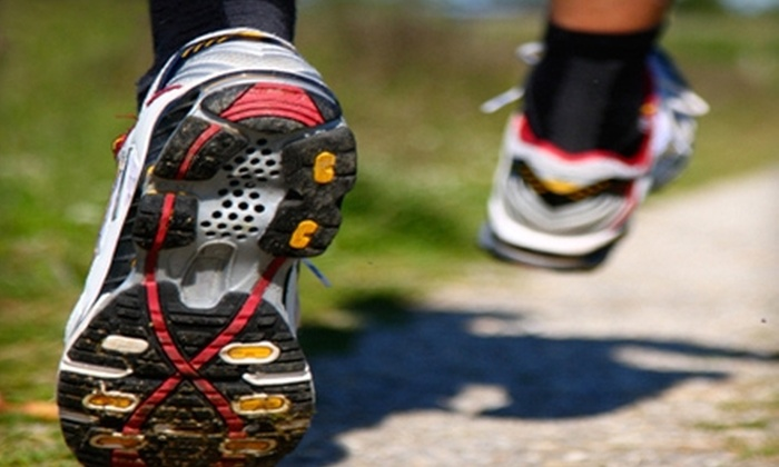 Suncoast Running - New Port Richey: $25 for $50 Worth of Athletic Shoes and Apparel at Suncoast Running in Lutz