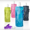 41% Off Four Foldable Water Bottles from Vapur