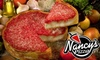 Nancy's Pizza - Buckhead Village: $10 for $20 Worth of Chicago-Style Pizza and Drinks at Nancy's Pizza
