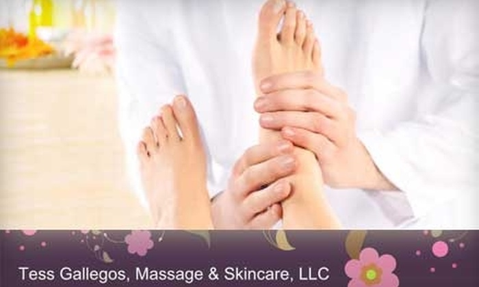 Tess Gallegos, Massage & Skincare - Cherry Creek: $50 for 90-minute Rejuvenating Spa Treatment at Tess Gallegos, Massage & Skincare ($100 Value)