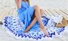 Peach Couture Multi-Purpose Beach Throw