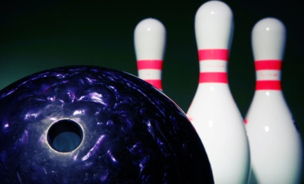 4 Games of Bowling and 2 Pairs of Rental Shoes (up to a $24 value) - Alley Gatorz in Gainesville