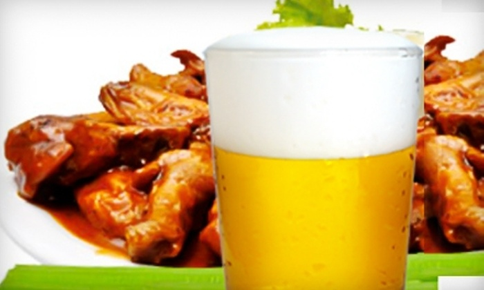 Calder's Buffalo Pub - Mount Pleasant: $15 for $30 Worth of Pub Fare and Drinks at Calder's Buffalo Pub in Mount Pleasant