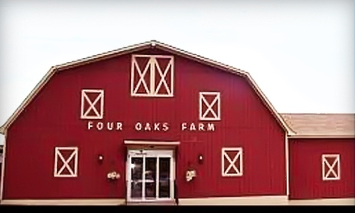 Four Oaks Farm - West Columbia: $5 for $10 Worth of Country-Style Goods at Four Oaks Farm Country Store