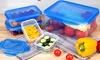 Three-Piece Food Storage Container Set