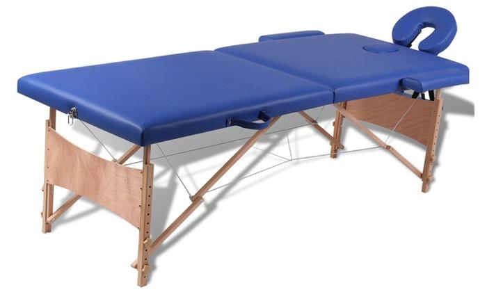 Table De Modelage En Bois Ou Aluminium  Groupon-3711